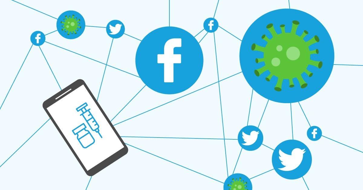 Debata k očkování proti COVID-19 je na sociálních sítích zpolitizovaná a ukazuje na názorovou polarizaci společnosti. - NEWTON Media